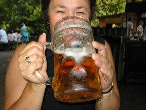 Münchner Biergärten