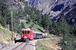 Erlebnis-Bahnreisen in Europa