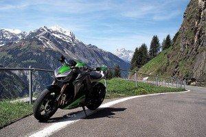 Die 9 schönsten Motorrad-Alpen-Touren