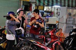 Kulinarische Biketour durch Saigon