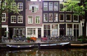 Amsterdam-Radlerhauptstadt
