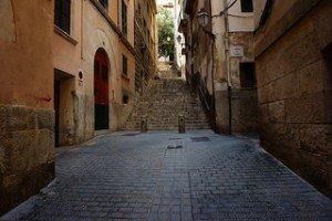 Altstadt-Innenhöfe in Palma