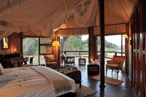 Romantische Zeltcamps in Südafrikas Reservaten
