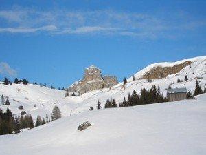 Hüttenjuwel in Dolomiten-Naturpark
