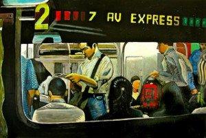 Mit New Yorker U-Bahn durch Indien, Südamerika & Chinatown