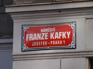 Prag und Kafka