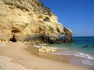 Portugals Algarve-Strände