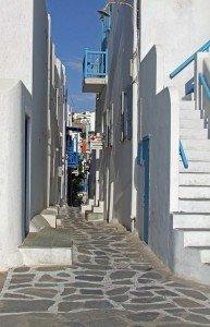 Mykonos – Essen, Trinken, Feiern, Shoppen